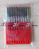 Иглы универсальные для бытовых швейных машин №80 (12)