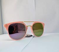 Солнцезащитные очки (цвет линз пудра)