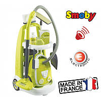 Детский игровой набор тележка для уборки Smoby 330301