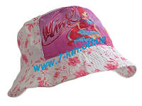 Панама для девочек Vet017 коттон 5 шт (52 см)