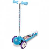 Трехколесный скутер Smoby Принцесса Эльза Smoby 750213