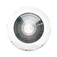 Прожектор плоский галогеновый под бетон/лайнер в компл.светофильтры