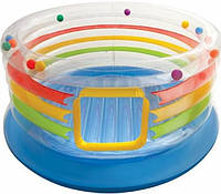 Детский надувной игровой центр батут Intex 48264