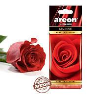 Ароматизатор Areon Mon Rose / Роза