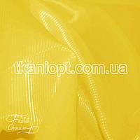 Ткань Подкладочная ткань диагональ 210Т (желток)