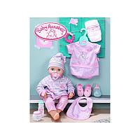 Супернабор с одеждой и аксессуарами для куклы ANNABELL, ZAPF CREATION 700181