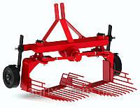 Картофелекопалка А8 тракторная ТМ AGRIX (ширина 50-70см, вес 110 кг)