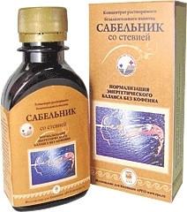Сабельник, серия напитков «Здравица» Арго иммунитет, регенерация, кроветворение, натуральный энергетик