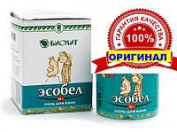Эсобел соль для ванн Арго электрофорез, остеохондроз, артрит, артроз, подагра, ревматизм, ревматоидный артрит