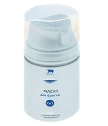 Масло для бритья два в одном Арго защищает от раздражения, снимает воспаления, регенерирует, увлажняет