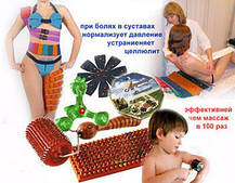 Аппликатор Ляпко все виды, коврик, валик, шанс, пояс, лента, квадро, двойной, стельки купить в Украине