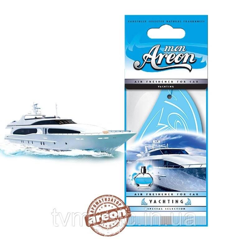 Ароматизатор Areon Mon Yachting / Парусный спорт
