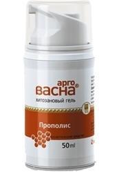 Арговасна Прополис хитозановый гель Арго пародонтоз, стоматит, ангина,гайморит, угри, лишай, грибок
