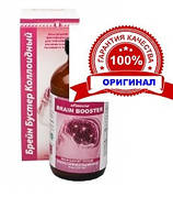 Брейн Бустер Арго Коллоидная фитоформула Ad Medicine для мозга, сосудов, депрессия, инсульт, давление, ишемия