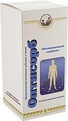 Оптисорб Арго (очистка организма, отравление, похудение, алкоголизм, наркомания, выводит интоксикацию)