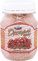 Десерт кисель Клюквенный Арго (тонизирующий, физическая нагрузка, минералы, витамины)