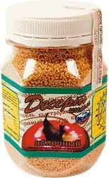 Десерт кисель яблочный Арго пищевые волокна, для кишечника, желудка, пектин, дисбактериоз, витамины, минералы