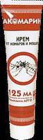 Акомарин Арго крем от комаров и мошек (снимает зуд, отек, дерматит, аллергия, отпугивает насекомых, раны)