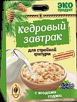 Продукт белково-витаминный «Кедровый завтрак» для стройности, похудение Арго витамины, макро, микроэлементы