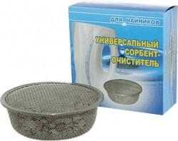 Універсальний сорбент очищувач для чайників Арго від накипу, для очищення води від важких металів, бактерій