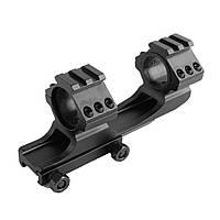 Кольца-моноблок консольные для оптического прицела 25/30мм