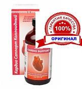 Кардио Саппорт Коллоидная фитоформула Арго для сердца, сосудов, атеросклероз, ишемия, давление, гипертония