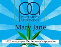 Ароматизаторы TPA/TFA/ТПА 10мл США The Perfumers Apprentice  Mary Jane ( Марихуанна )