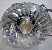 Точечный светильник 10w с COB матрицей Feron JD85