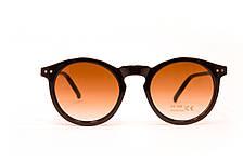 Круглые очки дерево (9015-4), фото 2
