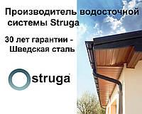 Водосточная система Struga - комплектующие