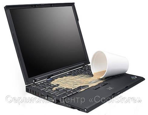 Замена клавиатуры ноутбука в Донецке