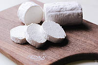 Zinka мягкий козий сыр Бюш-де-Шевр c белой плесенью /поленце 250g/