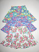 Детская юбка для девочки на 3 - 8 лет
