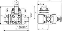 Гидроклапан Г52-27
