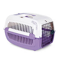 Переноска Pet Inn Cosmos Deco для кошек, 58х38х38,5 см