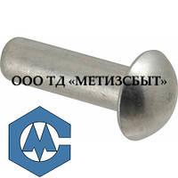 Заклепка ГОСТ 10299-80; DIN 660; от Ø3-Ø12 (от 30 кг)