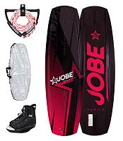 Вейкборд Jobe Package Vanity 141