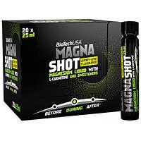 BioTech Magna Shot 20 x 25мл