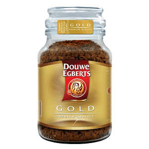 Кофе растворимый Douwe Egberts Gold, 190г