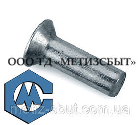 Заклепка Алюмінієва ГОСТ 10300-80; DIN 661;від Ø3-Ø12 (від 10 кг)
