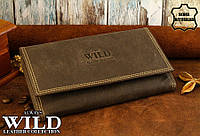 Кожаный кошелек женский  Always Wild 2 цвета