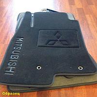 Коврики в салон текстильные Mitsubishi Colt 2002- 5дв хетч. материал Corona графит PU (5шт/комп)