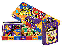Набор конфет Jelly Belly Bean Boozled Spinner Game и Harry Potter Bertie Botts Beans