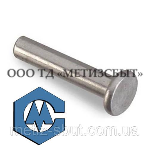 Заклепка ГОСТ 10303-80; DIN 7338; від Ø3-Ø12 (від 50 кг.)