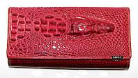 Кожаный женский кошелек бренд оригинал Loren Польша