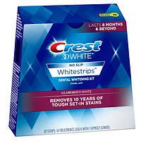 Отбеливающие полоски Crest 3D White Whitestrips Glamorous White, фото 1