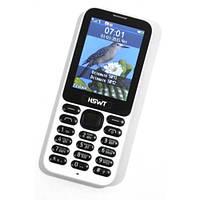 Кнопочный телефон HSWT 215A, 2 СИМ КАРТЫ