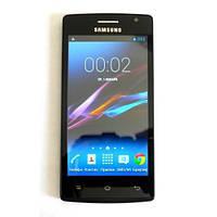 Смартфон Samsung Q007, Android, черный