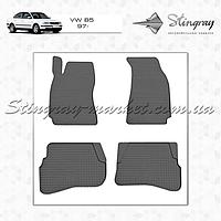 Комплект резиновых ковриков Stingray для автомобиля  Volkswagen Passat B5 1997-    4шт.