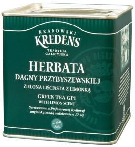 Чай листовой Дагны Пшибишевской Krakowski Kredens, 150г